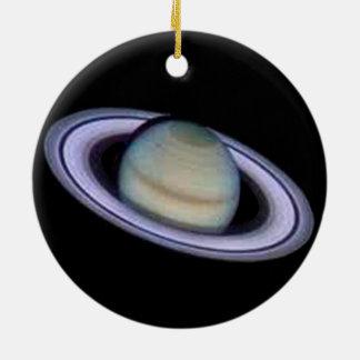 Planeten-Saturn-Verzierung Keramik Ornament