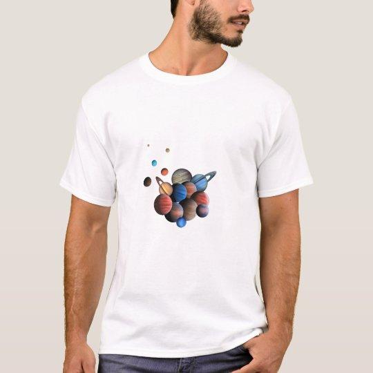Planeten T-Shirt