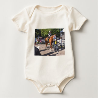 PlanetTrailblazer John Velasquez Baby Strampler