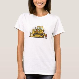 Planierraupen-Bulldozer T-Shirt