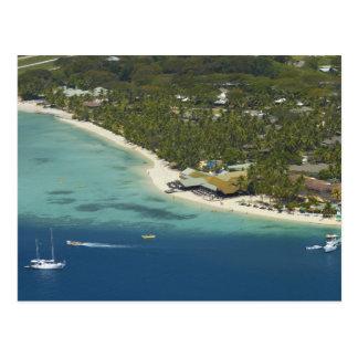Plantagen-Inselresort, Malolo Lailai Insel 2 Postkarte
