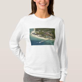 Plantagen-Inselresort, Malolo Lailai Insel T-Shirt
