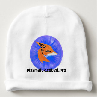 PlasmaFox EmblemBeanie Babymütze