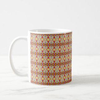 Plasterungs-Primärfarben Kaffeetasse