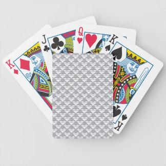 Platin-Diamant-Ring Pokerkarten