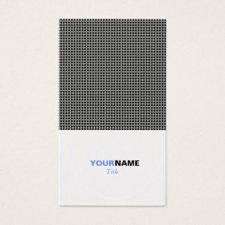 Platin-Gitter Visitenkarten