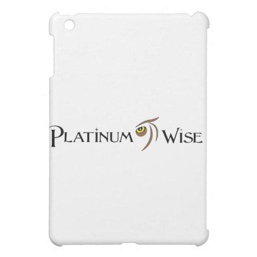 Platin-kluge Kleidung Co. iPad Mini Hüllen