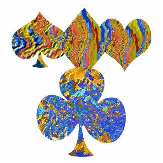 Platin-Mitgliedsgeschenk des Poker-Goldn Fotoausschnitt