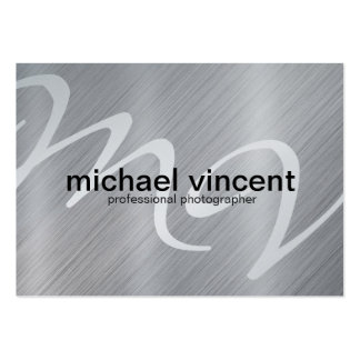 Platin Photograrpher Visitenkarten