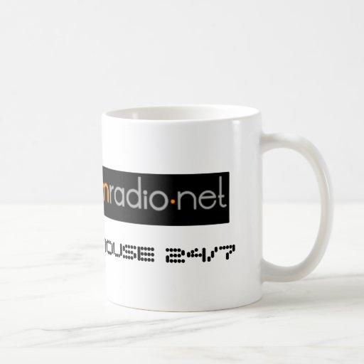 Platin-RadioTasse Tee Tassen