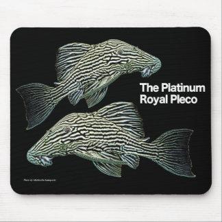 Platinum Royal Pleco Mousepad