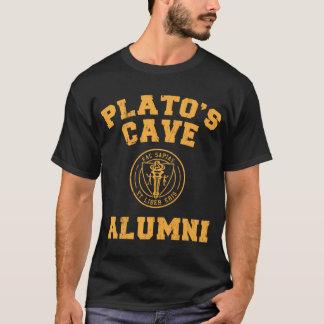 Platos Höhlen-Schüler-T - Shirt