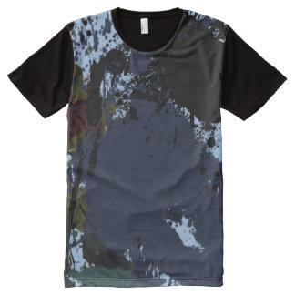 platsches #1 T-Shirt mit bedruckbarer vorderseite