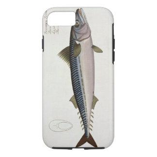 Platte LIV der Makrele (ScomberScomber) von iPhone 8/7 Hülle