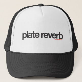 Platte Reverb Truckerkappe