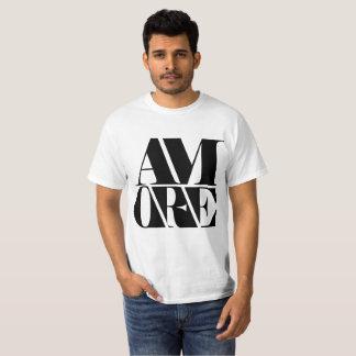 Platteserif-Schriftbild-Schwarzes morgens sind der T-Shirt