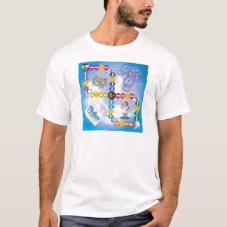 Plattfisch Boardgame T-Shirt