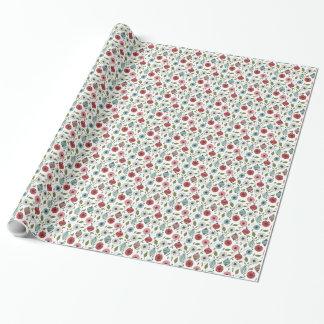 Plattform das HallenweihnachtsPackpapier Geschenkpapier