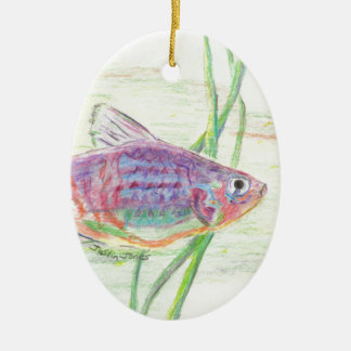 Platy.tif Ovales Keramik Ornament
