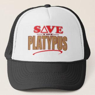 Platypus retten truckerkappe
