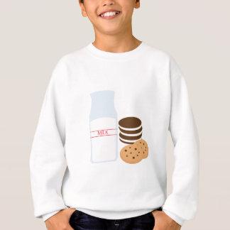 Plätzchen-Milch Sweatshirt