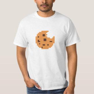 Plätzchen mit 8 Bits T-Shirt