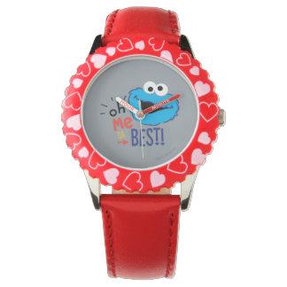 Plätzchen-Monster am besten Armbanduhr