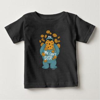 Plätzchen-Monster des Sesame Street-| - ich kann Baby T-shirt