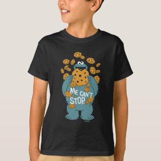 Plätzchen-Monster des Sesame Street-  - ich kann T-Shirt