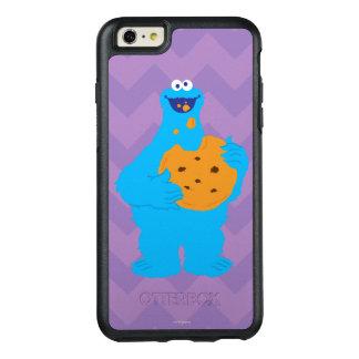 Plätzchen-Monster-Grafik OtterBox iPhone 6/6s Plus Hülle