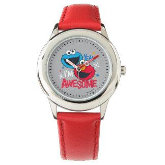 Plätzchen Monster u. Elmo | Yeah, bin ich Uhr