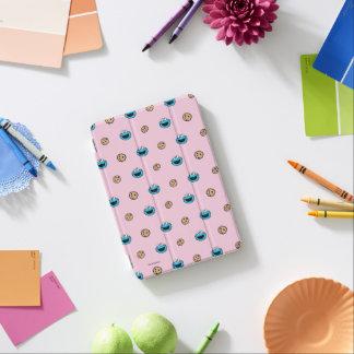 Plätzchen-Monster und Plätzchen-rosa Muster iPad Mini Hülle