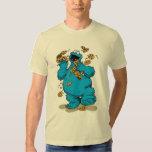 Plätzchen-Monster-verrückte Plätzchen Tshirts
