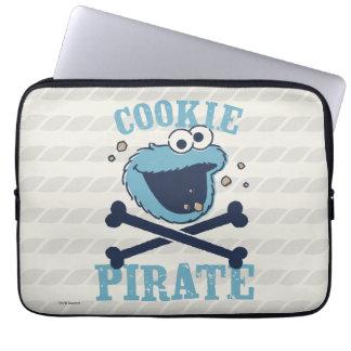 Plätzchen-Pirat Laptopschutzhülle