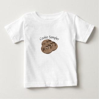 Plätzchen-Probenehmer Baby T-shirt