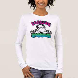 Plätzchen von Ihrer Großmutter Langarm T-Shirt