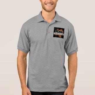 Playa POLO-Orange Polo Shirt