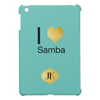 Playfully elegante i-Herz-Samba iPad Mini Hülle