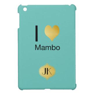 Playfully eleganter i-Herz-Mambo iPad Mini Hülle