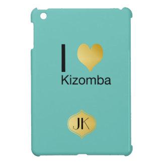 Playfully elegantes i-Herz Kizomba iPad Mini Hülle