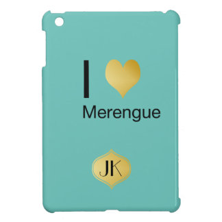 Playfully elegantes i-Herz Merengue iPad Mini Hülle