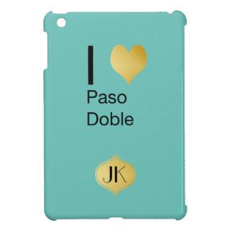 Playfully elegantes i-Herz Paso Doble iPad Mini Hülle