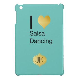 Playfully elegantes i-Herz-Salsa-Tanzen iPad Mini Hülle