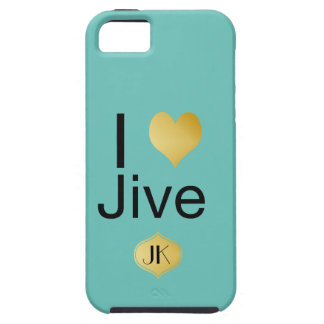 Playfully Jive elegantes i-Herz Etui Fürs iPhone 5