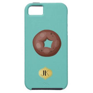 Playfully köstlicher Mund-wässernkrapfen iPhone 5 Etui