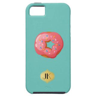 Playfully köstlicher Mund-wässernkrapfen iPhone 5 Etuis