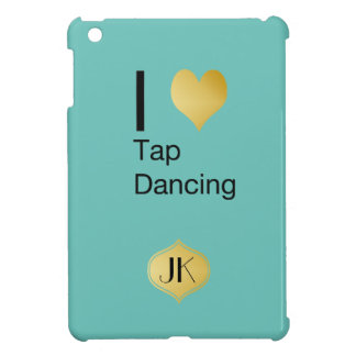 Playfully stechen elegantes i-Herz Tanzen an iPad Mini Hülle
