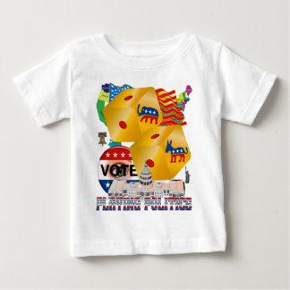 Playing-Politics-V-1 T Shirt
