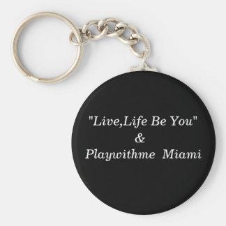 Playwithme Miami Schlüsselanhänger