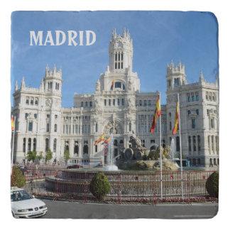 Plaza de Cibeles, Madrid Töpfeuntersetzer